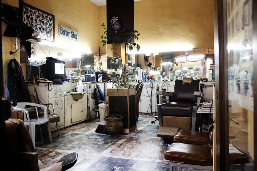 Giulia Magg - Barber Shop