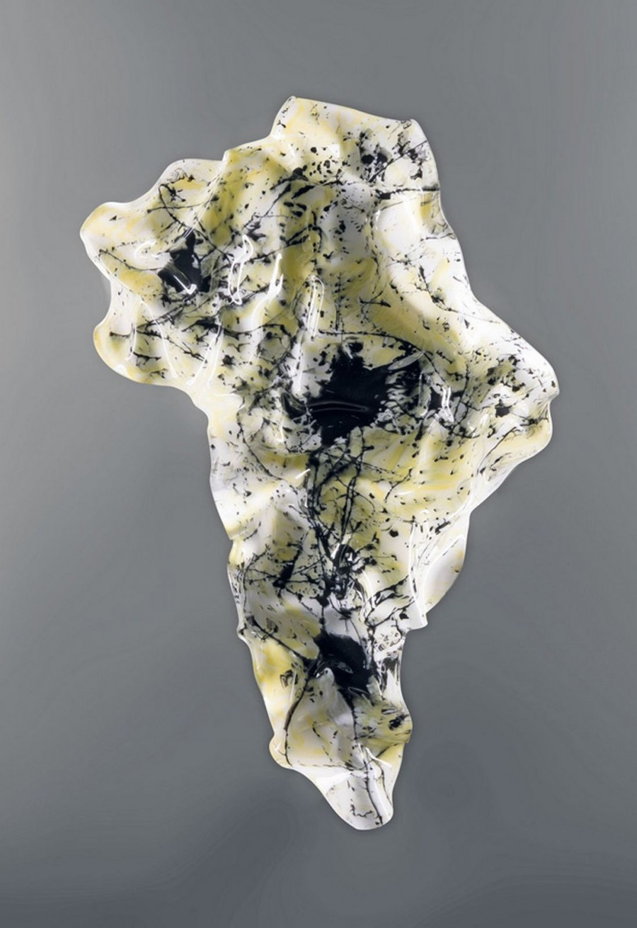 Gennaro Barci - Africa scultura da parete