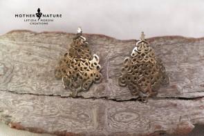 Letizia moroni designer - orecchini in bronzo