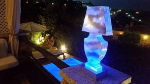Daniele Miglietta Design - Lampada Cleopatra