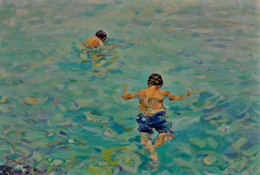 Claudio Malacarne - Snorkeling