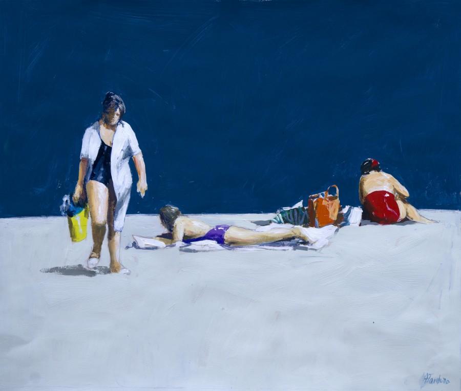 Antonio Tamburro - Spiaggia 1