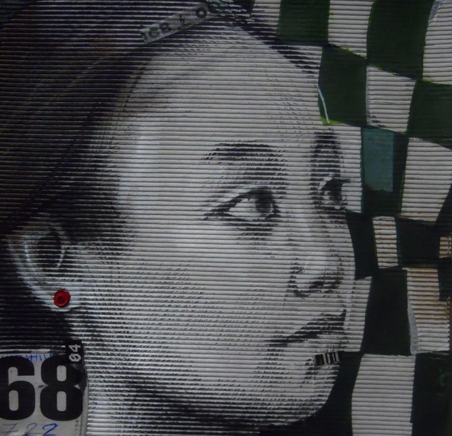 Sonia Ceccotti - Ritratto di bimba Corea