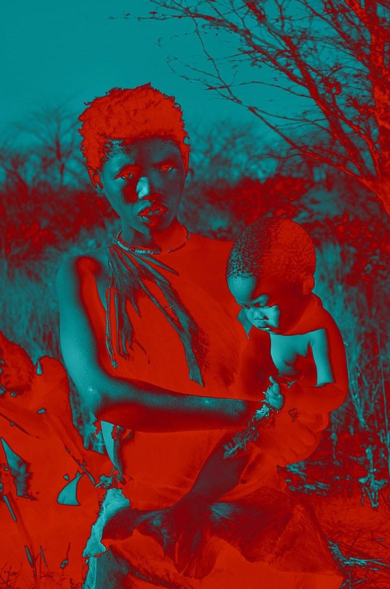 Gabriele Zago - Deception valley Botswana - Maternity 1