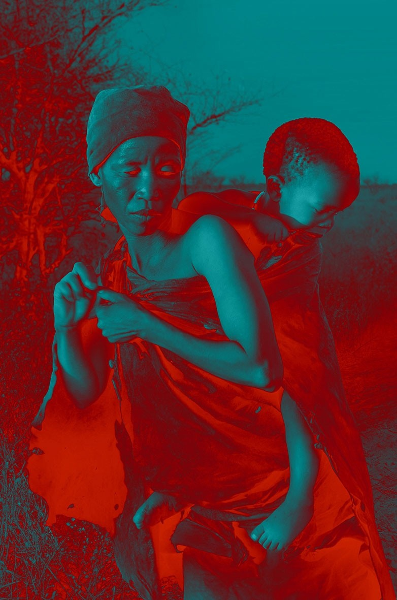 Gabriele Zago - Deception valley Botswana - Maternity 2