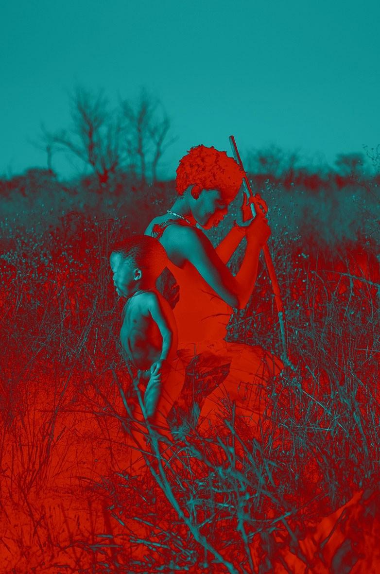 Gabriele Zago - Deception valley Botswana - Maternity 3