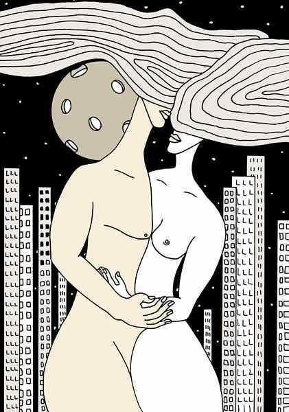 Simone Berno - Delle nuvole e dell'amore