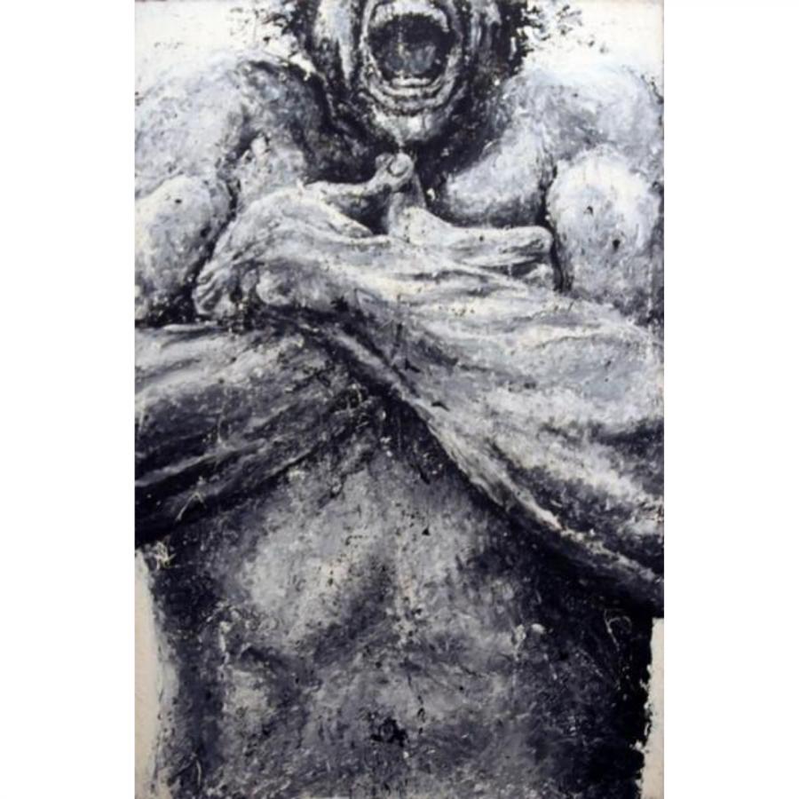 Paolo Troilo - Busto chiuso