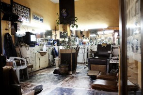 Giulia Magg - Barber Shop