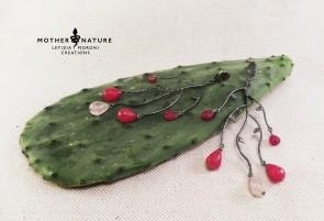 Letizia Moroni designer- orecchini in argento