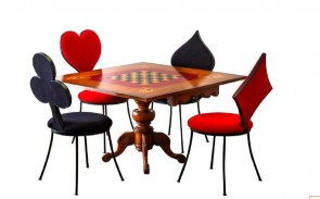 Marie Maison Sicilian Design - Tavolo Poker