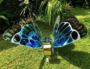 Chelita Zuckermann - Farfalla blu