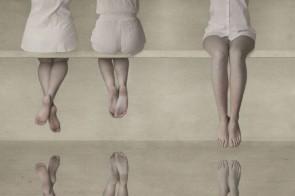 Michele Ranzani - Interno con figure, studio XLI