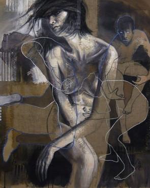 Constantin Migliorini - La ragazza con i capelli al vento