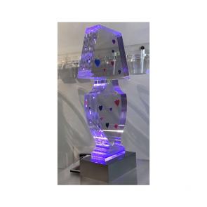 Daniele Miglietta Design - Lampada Cleopatra con cuori