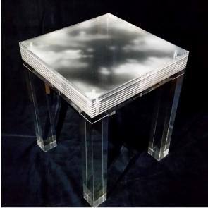 Daniele Miglietta Design- Tavolino da salotto Nuvole